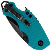 Kershaw 8700 Shuffle Glass-Filled Nylon Handle Folding Knife