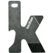 K-Tool 3Cr13 Steel BlackWash Finish Multitool
