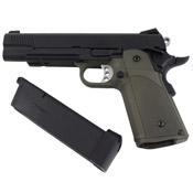 KJ Works Hi-Capa KP-05 Full Metal Blowback Airsoft Pistol
