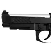 KJ Works M9 Elite IA Blowback Airsoft Pistol Full Metal
