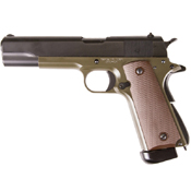 KJ Works M1911 Full Metal CO2 Blowback Airsoft Pistol