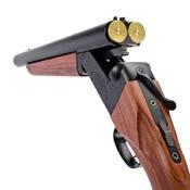 KJW Mad Max Real Wood Airsoft Double Barrel Shotgun