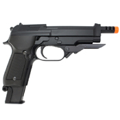 KWA M93RII Gas Blowback 6mm Airsoft BB Pistol