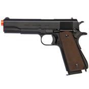 KWA M1911 A1 NS2 Green Gas Airsoft BB Pistol
