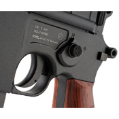 KWC Mauser M712 Full-Auto Metal Airsoft Pistol