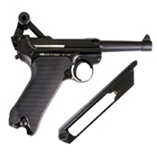 KWC Luger P08 6mm Blowback Airsoft Pistol