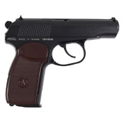 KWC PM Makarov CO2 Steel BB Pistol