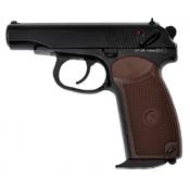 KWC Makarov PM Blowback Steel BB Pistol