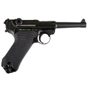 KWC Luger P08 4.5mm Blowback BB Pistol