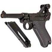 KWC Luger P08 4.5mm Blowback BB Pistol
