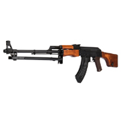 LCT Airsoft RPK Steel AEG Rifle with Real Wood Furniture