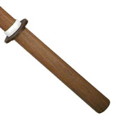 Samurai Daito Wooden Training Sword