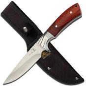 Elk Ridge Gentleman Mirror Blade Fixed Knife