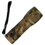 Elk Ridge Camo Coated Nylon Fiber Handle Hunting Knife 3 Piece Set