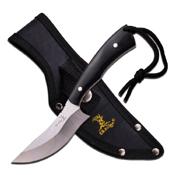 ELK Ridge ER-547 Satin Recurve Blade 7.6 Inch Fixed Knife