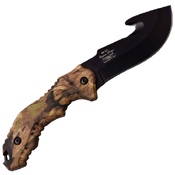 ELK Ridge ER-564HCA 9.2 Inch Injection Molded Fixed Blade Knife