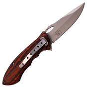 Elk Ridge ER-A159SW 4.5 Inch Closed Folding Knife