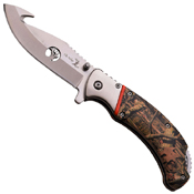 Elk Ridge Wood Handle Folding Knife