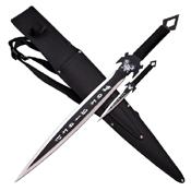 Fantasy Master 19 Inch Blade Sword w/ 600D Nylon Sheath