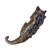 Fantasy Master FMT-056 5 Inch Blade Letter Open Sword
