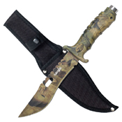 HK-1038S 10.5 Inch Overall Survival Fixed Blade Knife