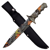 Jungle Master JM-005 14.75 Inch Overall - Fixed Blade Knife
