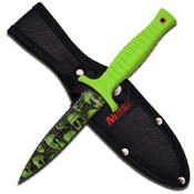 MTech Double Edge Fixed Blade Knife