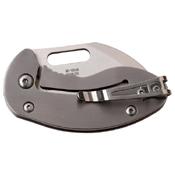 MTech USA 2.8 Inch Wood Handle Folding Knife