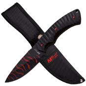 MTech USA Camo Coating Fixed Blade Knife