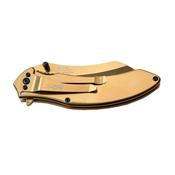 MTech USA Pakkawood Overlay Handle Folding Knife