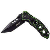 MTech USA 3.5 Inch Tanto Blade Folding Knife