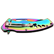 MTech USA Pivot Pin 4.5 Inch Closed Folding Knife