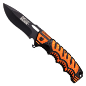 MTech USA MT-A918OR 4.75 Inch Spring Assisted Knife