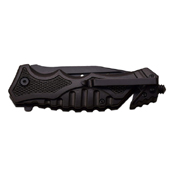 MTech USA A937WS Half-Serrated Blade Folding Knife