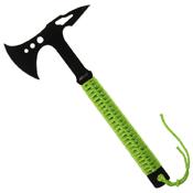 MTech USA AXE8G Black Blade Axe w/ Nylon Sheath