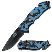 Master USA MU-A001 Spring Assisted Knife