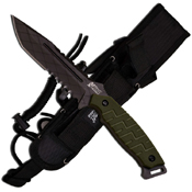 MTech USA Xtreme 11 Inch Fixed Blade Knife
