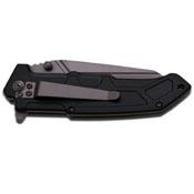 Mtech Xtreme Gray Folding Knife - Half Serrated Edge