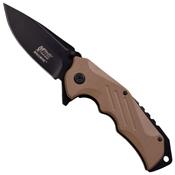 MTech USA Xtreme 3mm Blade Ballistic Knife