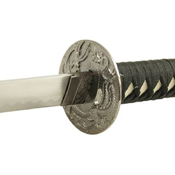 SW-318 41.5 Inch Overall Oriental Sword w/ Scabbard