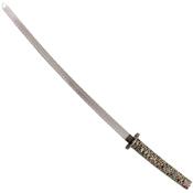 SW 37 Inch Overall Plain Dull Blade Katana