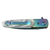 Tac-Force 3mm Thick Blade Gentleman's Folding Knife