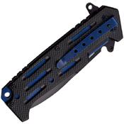 Tac-Force 912 Speedster Black Folding Blade Knife