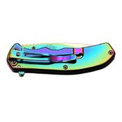 Tac-Force Speedster Model Folding Blade Knife