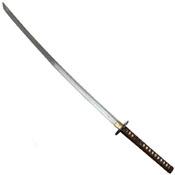 Tenryu Handforged Samurai Sword - Brown Handle