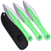 Z Hunter ZB-163 7.5 Inch Throwing Knife Set 3 Pcs