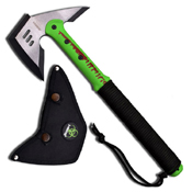 Z Hunter ZB-AXE1 Silver Blade With Black Edges - Axe