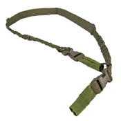 NcStar 2 Point Sling - Green
