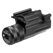 Ncstar Compact Pistol And Rifle Flashlight