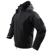 NcStar Delta Zulu Tactical Black Jacket